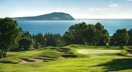 World Class Golf Courses in Mainland and Capre Breton, Nova Scotia