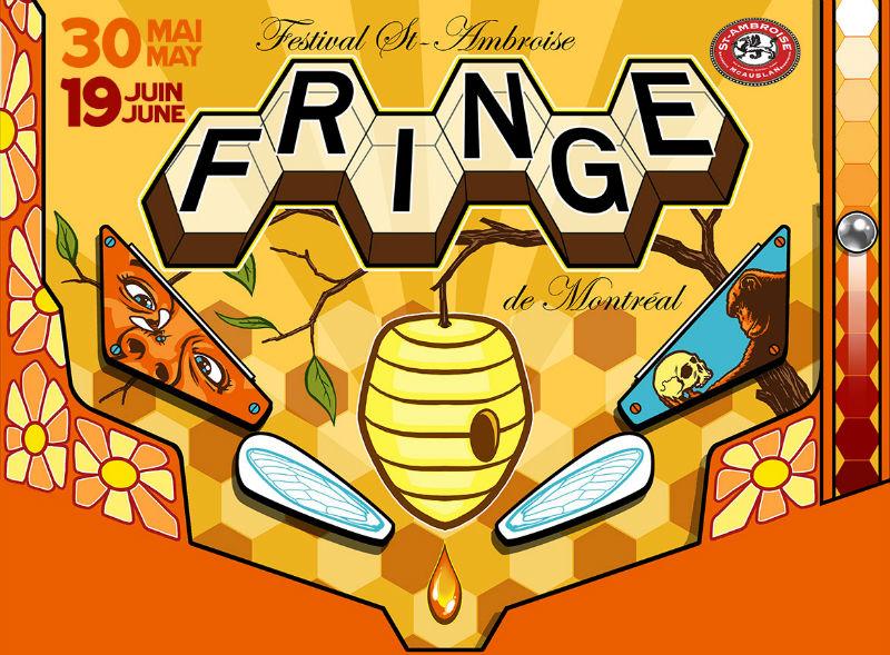 2016 Montreal Fringe Festival