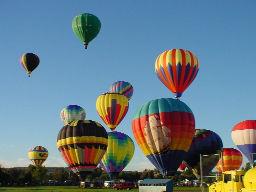 2017 Atlantic Balloon Fiesta in Sussex, New Brunswick