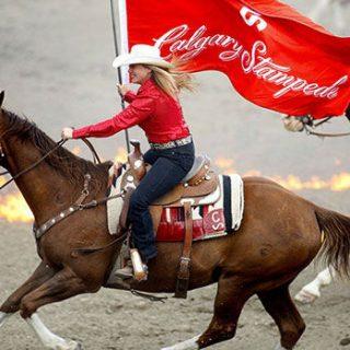 Calgary Stampede in Calgary, Alberta