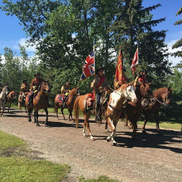 Heritage Park Historic Village in Calgary, Alberta