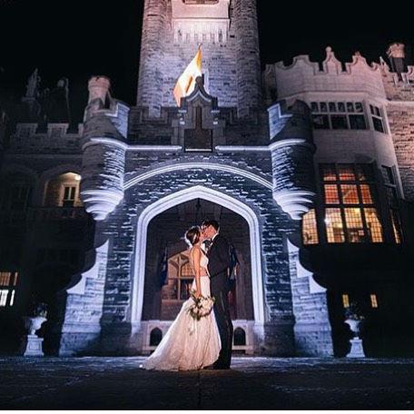 Casa Loma Castle in Toronto, Ontario