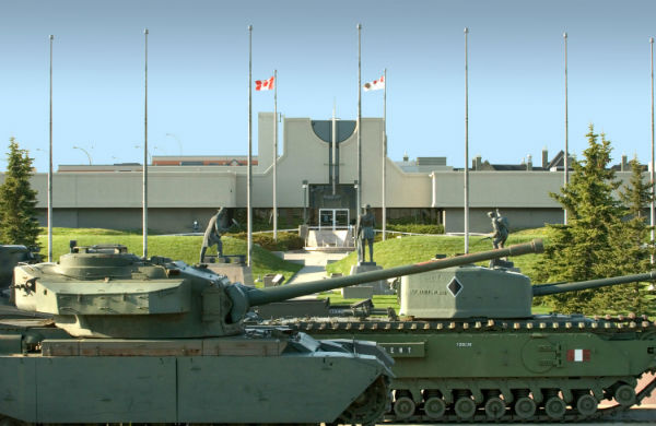 Military Museums of Calgary