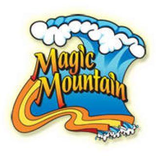 Magic Mountain Water Park in Moncton, New Brunswick
