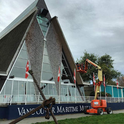 The Vancouver Maritime Museum