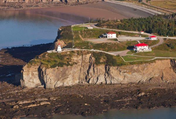 Cape Enrage, Bay of Fundy, New Brunswick