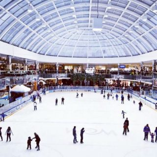 West Edmonton Mall in Edmonton, Alberta
