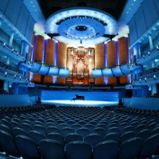 Winspear Centre in Edmonton, Alberta