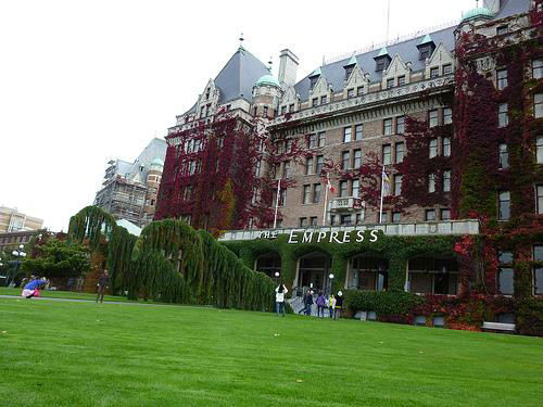 Empress Hotel National Historic Site of Canada
