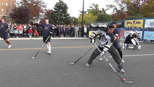 2016 Hockey Night In Canada Play On Street Hockey Tournament Go